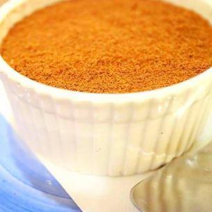 トルココーヒー入りのティラミス
