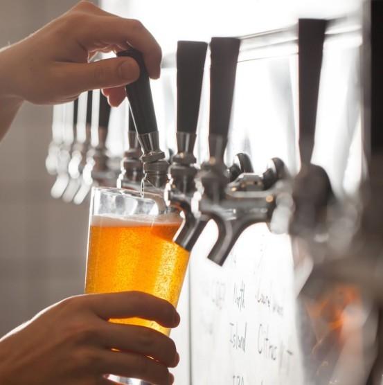 クラフトビール飲み放題◎