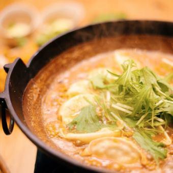 所有七个项目★烹饪饺子全程课程2500日元«+ 1500日元在2小时,所有你可以喝»»