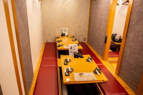 ◆2~32名の堀こたつ席