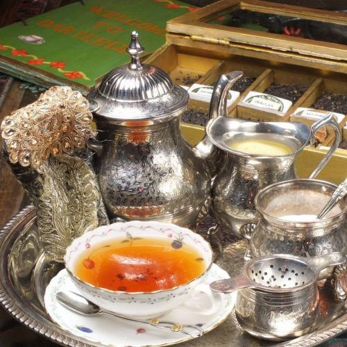 ダージリン特製紅茶