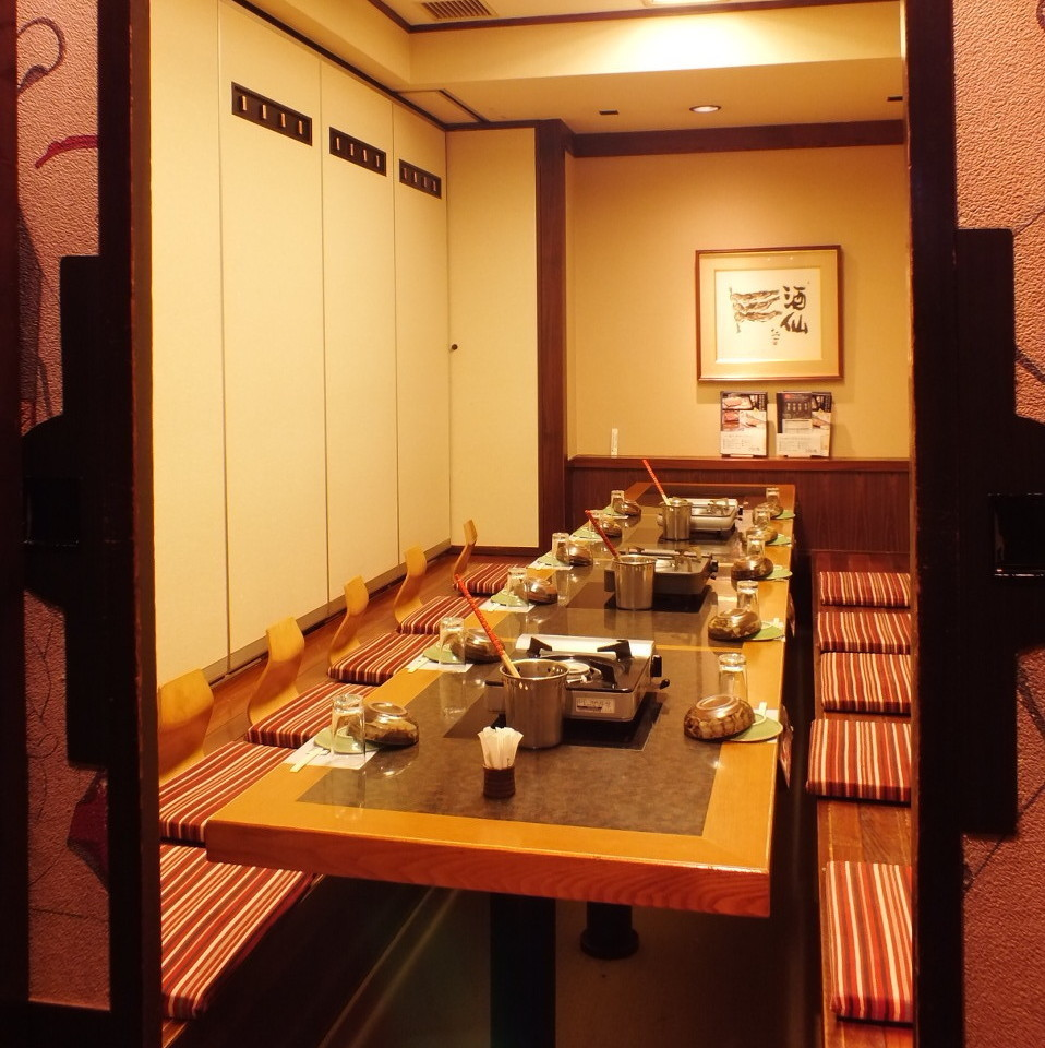 There is a large number of private rooms ◎ Perfect for various banquets ♪ Private room ♪