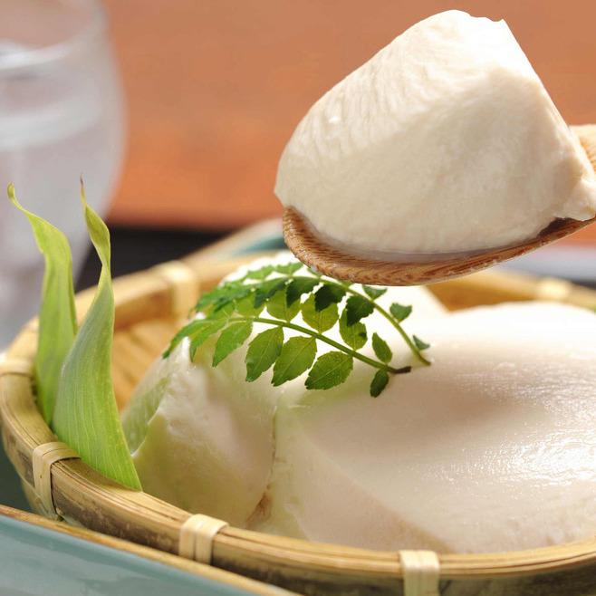 手工製作豆漿豆腐〜九州甜醬油〜