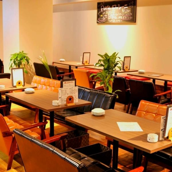 【Private Reservation OK】 Charges can be used for 30 people ~ Up to 70 people can be ordered at the usual, In the case of eating can be guided up to 80 people ◎ Inside the stylish and fashionable store, ♪ nice party with a commitment menu