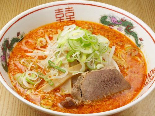 辛!翔竜麺