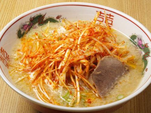 からねぎ翔竜麺