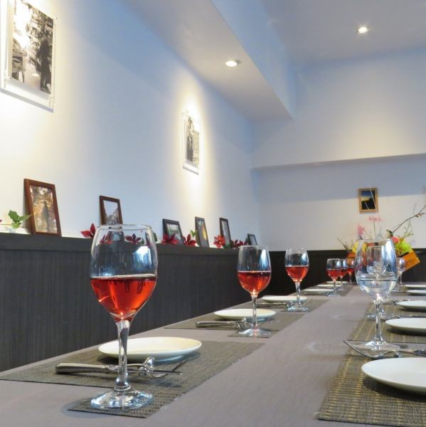 【Various banquets / seclusion meetings】 We can accommodate up to 22 people.Recommended for use for various banquets, second party, cherry blossom party, mama association etc. ♪