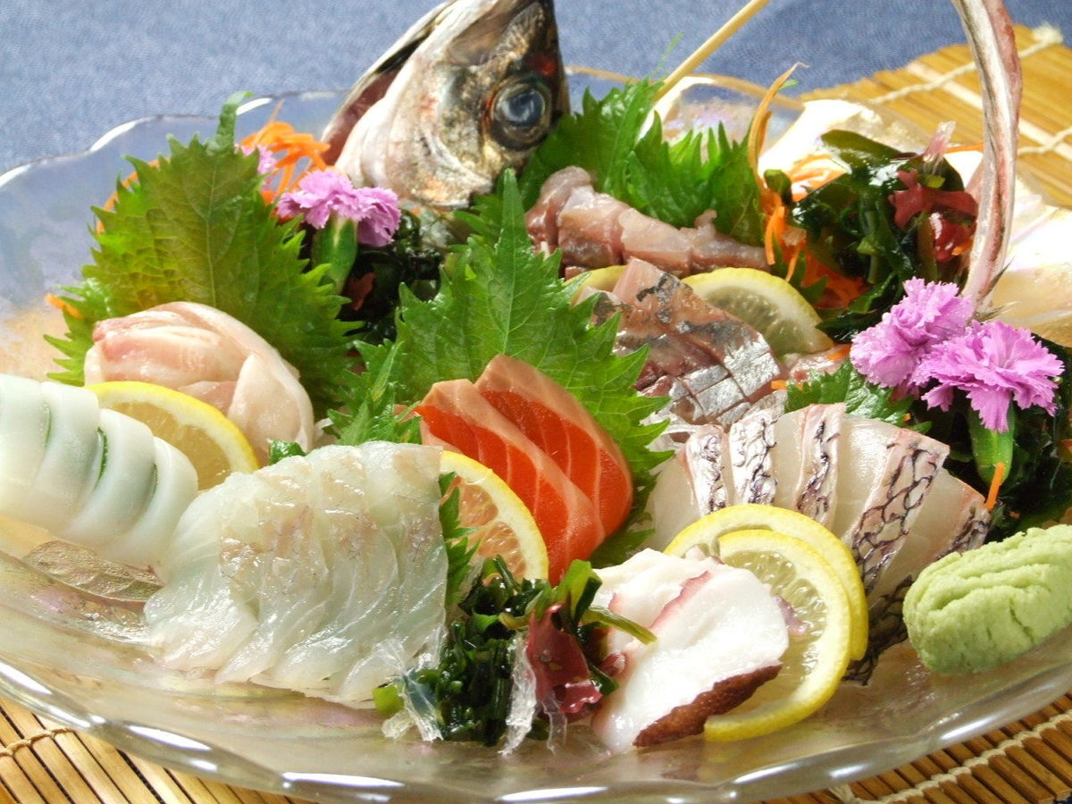 【Fresh seafood directly from the production area】