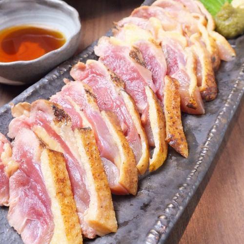 鶏のたたき (宮崎)