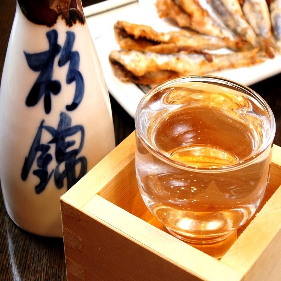 I can enjoy local sake in Shizuoka