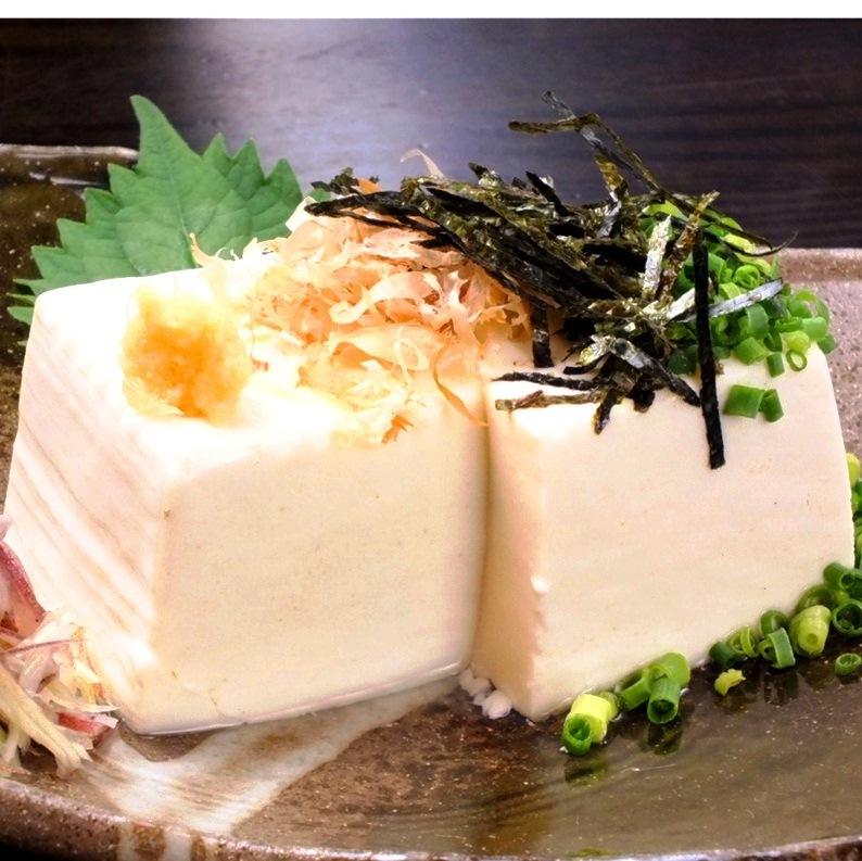 cold tofu
