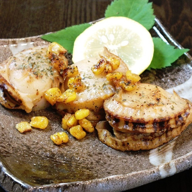 Scallop butter roasted (3)