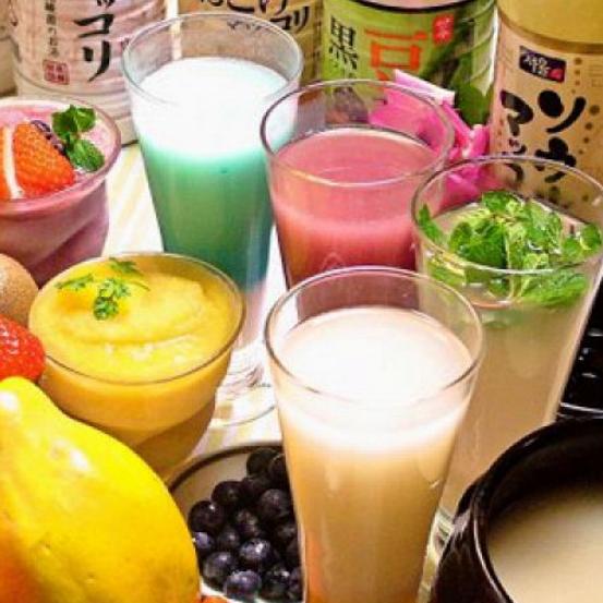 A rich drink menu ★