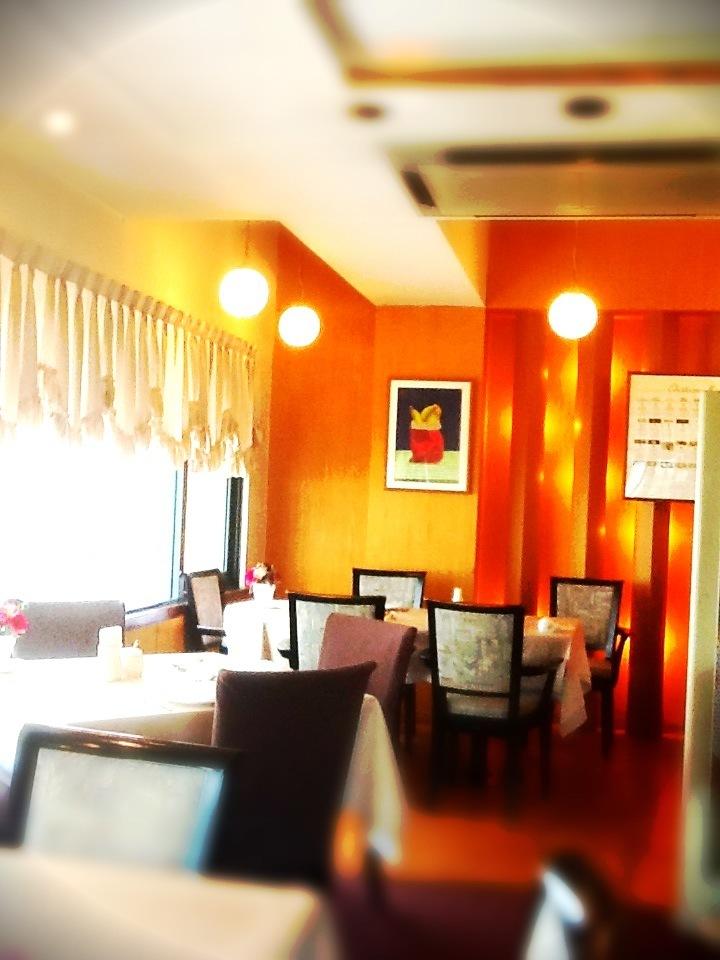 你為什麼不在宮廷崎的溫暖光線充足的地方享用午餐呢?☆