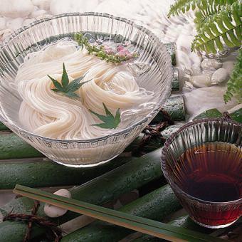 石州麺うどん(冷・温)