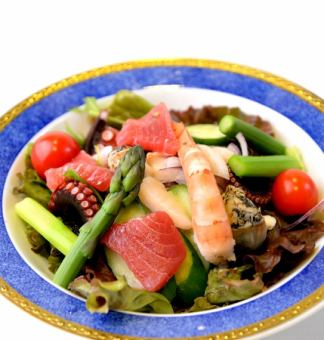 特製海鮮サラダ