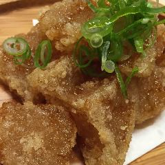 Deep-fried Oden radish