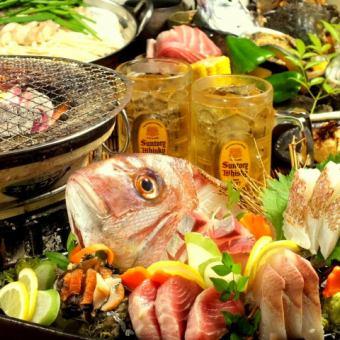 竹[告別Mukaekai] Shun'na當然4500 MadokaAkira 9道菜用了90分鐘的全友暢飲感受季節(含稅)!