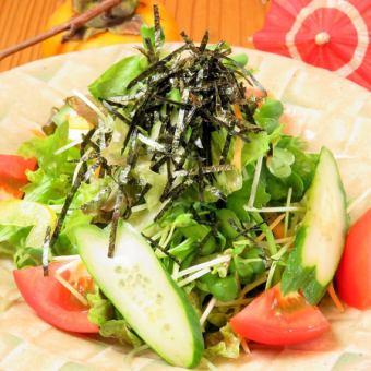 海鮮タップリ 香家サラダ