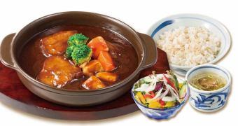 GyuuTan炖午餐