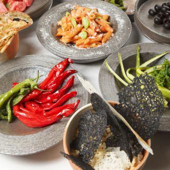 【午餐】午餐自助餐2000日元