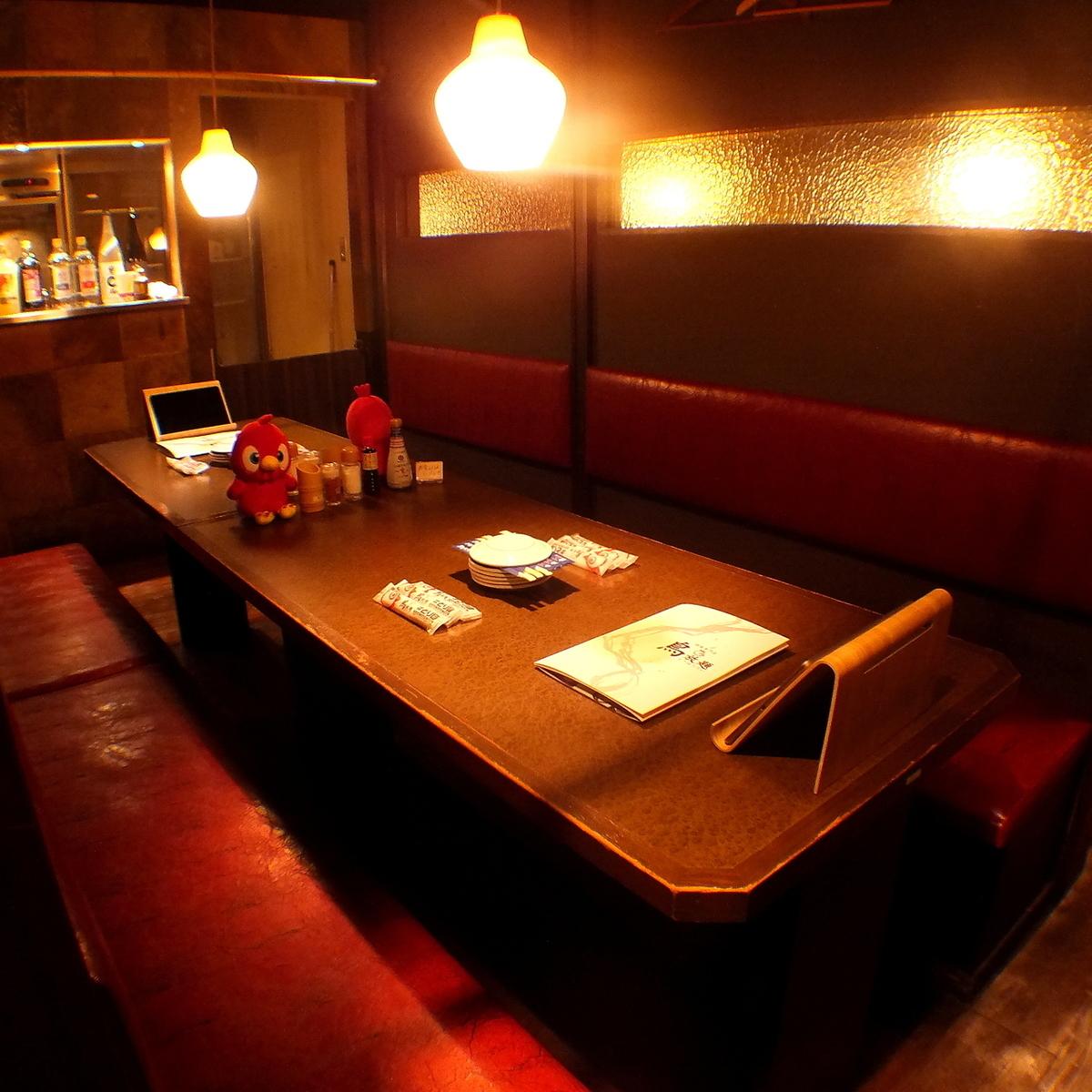 沙發桌私人房間4至6人♪※圖像是附屬商店。
