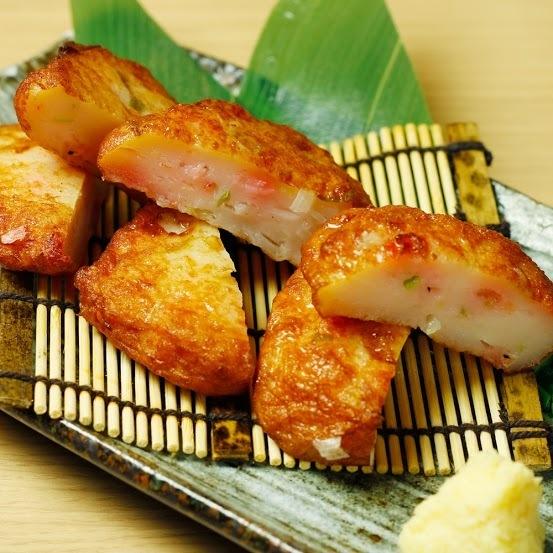 Arimura商店Satsuma油炸萨摩炸盘