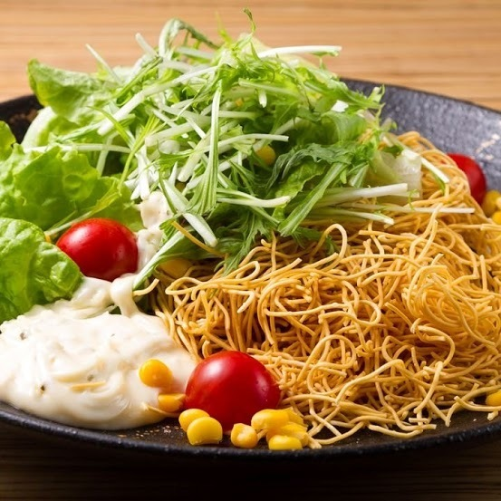 长崎巴里荞麦面沙拉