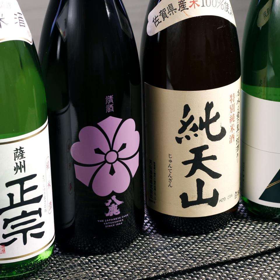 九州精选酒【日本酒】