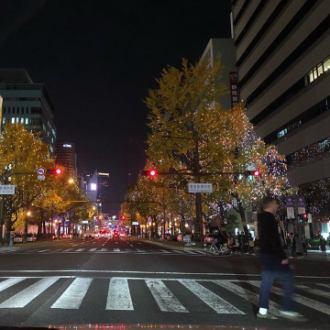 こんにちは😃 大阪道