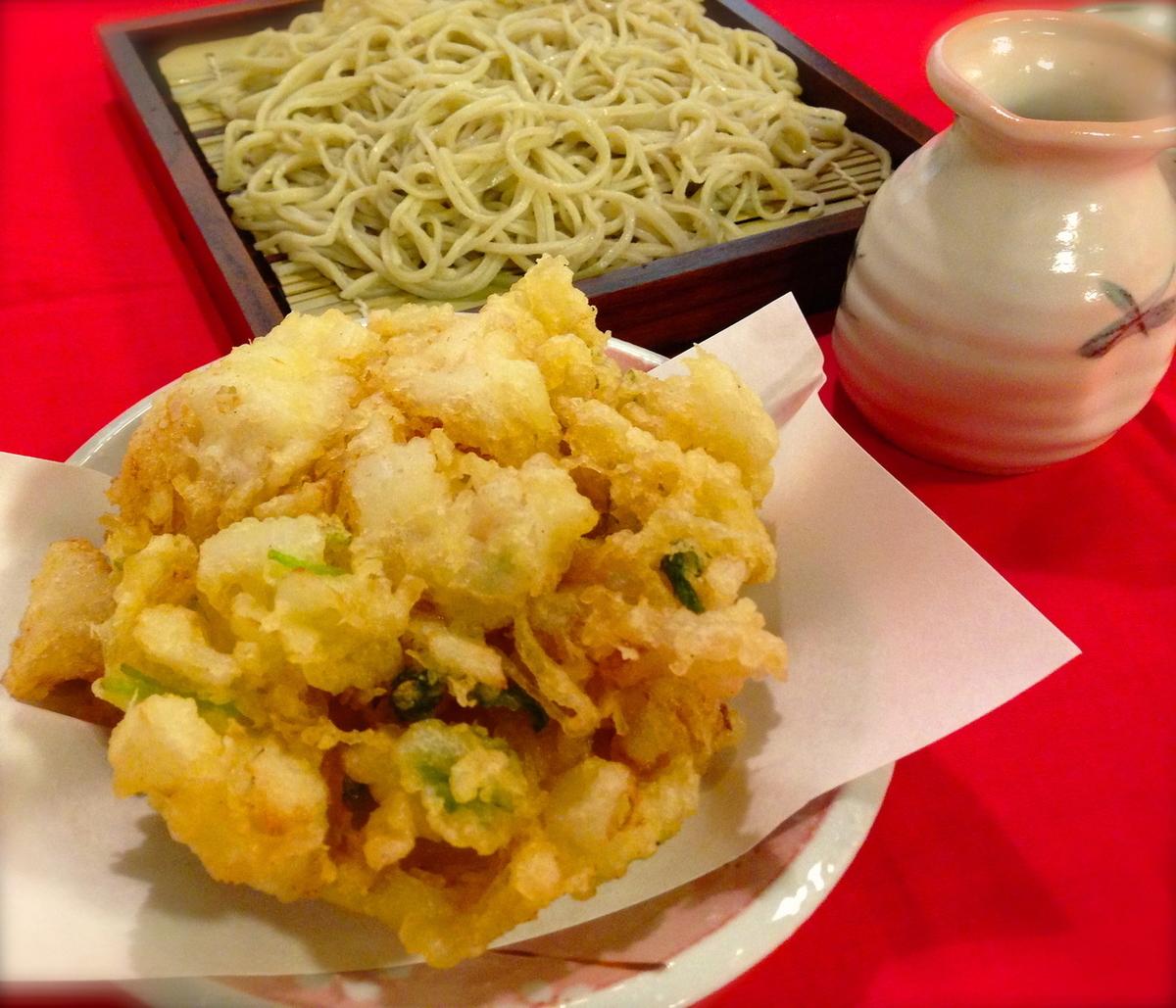 Kaki炸豆腐