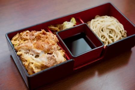 Delivery 【Set】 Morning cutlet lunch box