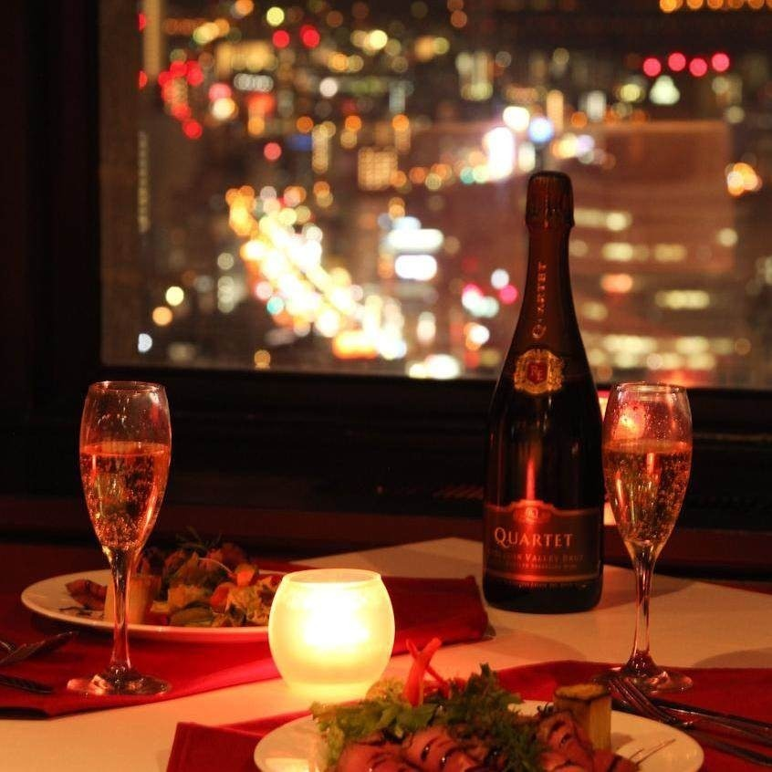 Cheers to sparkling wine ☆ Italian in Umeda!