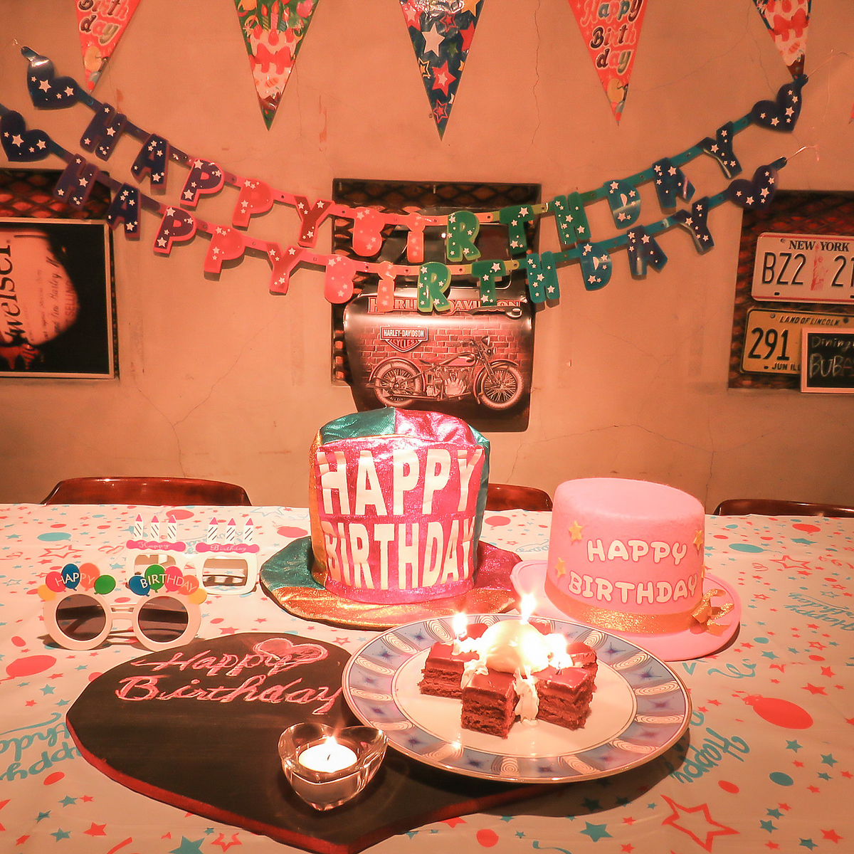 birthday · surprise