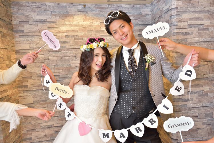 【Casual Wedding Plan】 Including Free Drink