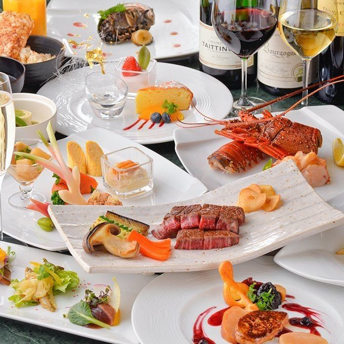 We prepare many courses that are suitable for small entertainment.
