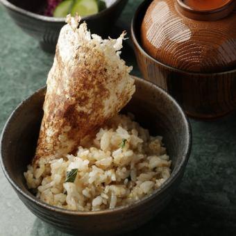 特製大蒜米