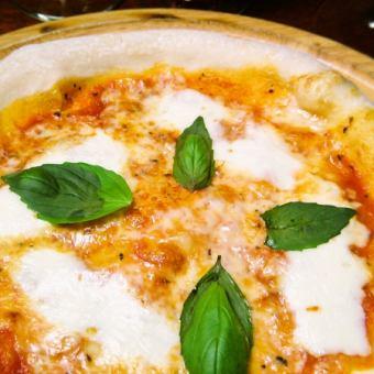 Margherita / Mediterranean risotto