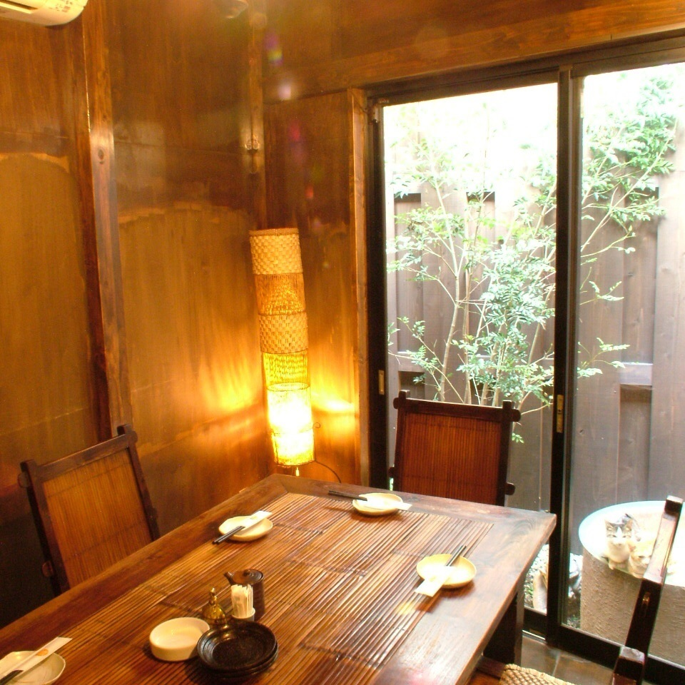 Private room on the first floor is a modern atmosphere ♪ ♪
