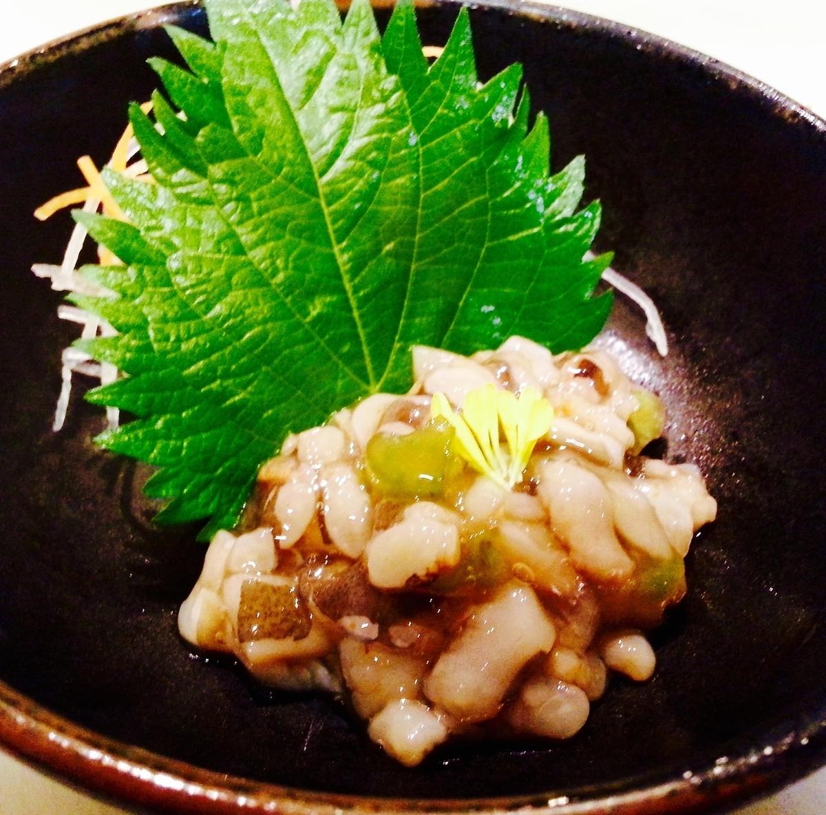 Olive / takawasabi