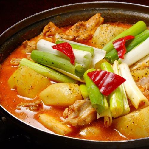 チャムナム家のおすすめは鍋料理!!