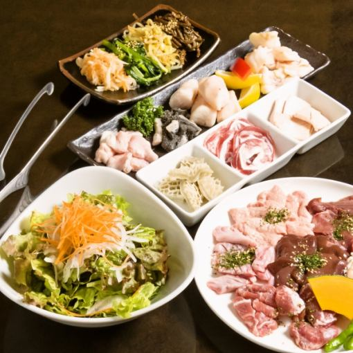 【All-you-can-eat 2 hours】 All 27 items 3480 yen (excluding tax)