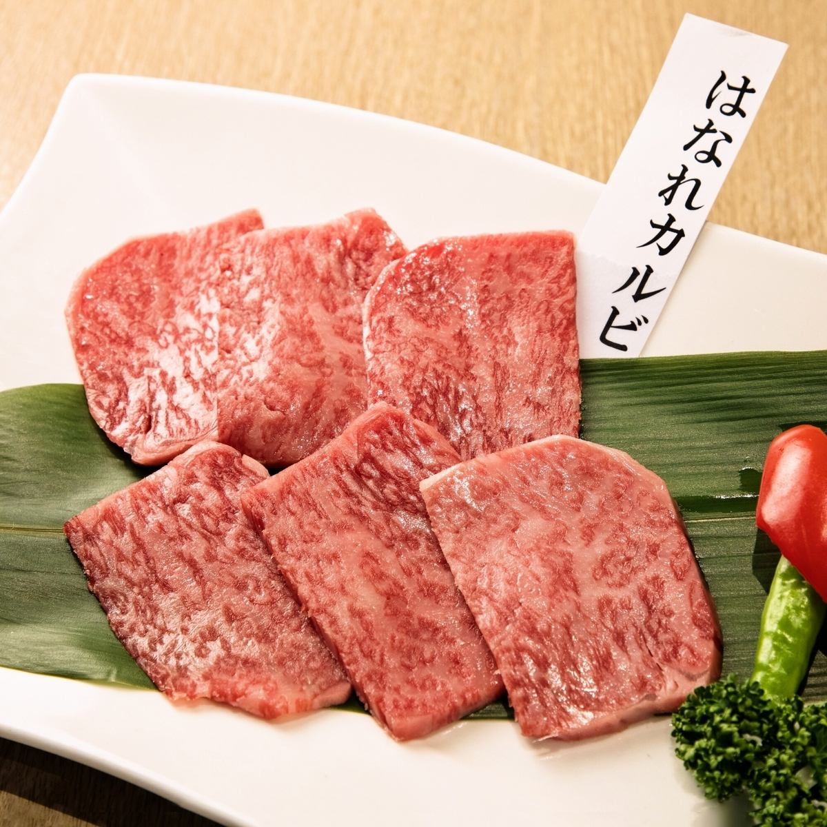 High-quality meat can be eaten frequently ♪ All-you-can-eat women 3000 yen Men 5000 yen! Draft beer as well!