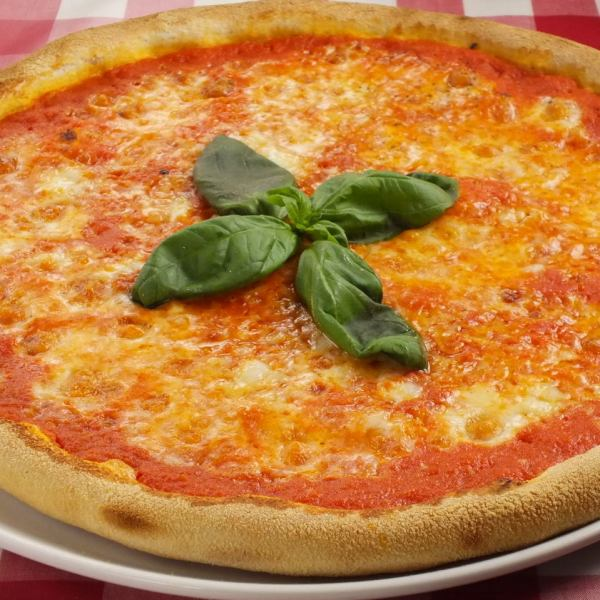 The ultimate royal road pizza! ◆ Margherita ◆