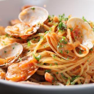スパゲティ・ボンゴレロッソ