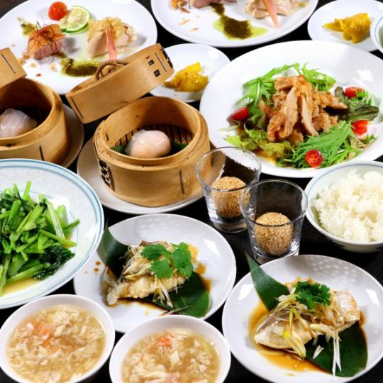 【預購】僅午餐☆3000日元套餐