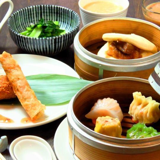 選べる中国茶付き♪彩り中華コース[全7品 料理のみ]2500円