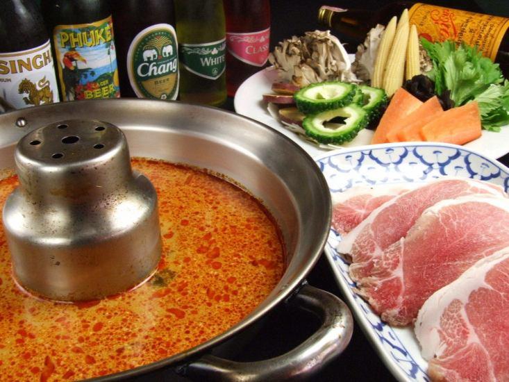常識にとらわれなぃ誰にでも好まれる味が人気!本格タイ料理の創作料理も楽しめる♪
