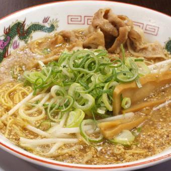 芝麻味噌拉麵Yamakichi