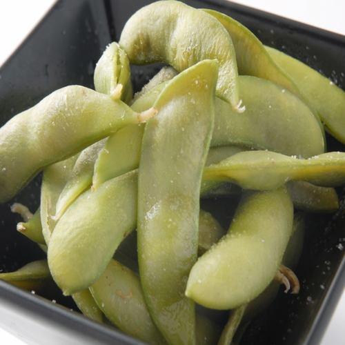 塩ゆで枝豆(黒豆)